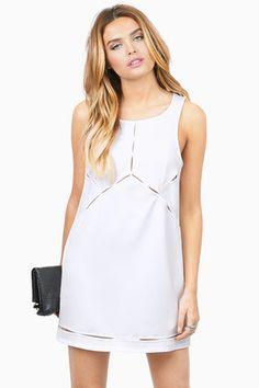 Pretty Obsession Shift Dress