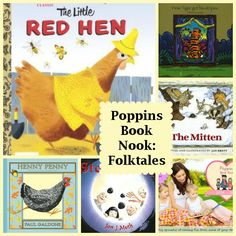 May Poppins Book Nook: Folktales - 3Dinosaurs.com