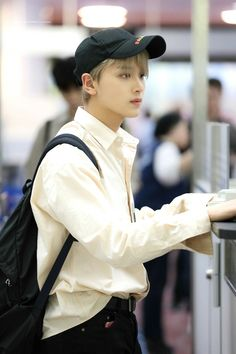I cannot explain how much love I have for Haechan with this look Nct Debut, Ex Boyfriend, Winwin, Kpop Boy, Taeyong, Jaehyun, Nct Dream, Pop Group, Nct 127