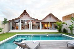 This fabulous 3 bedroom antique house Limasan (traditional Javanese architecture), has been refined with contemporary style to meet the modern service standards. www.villazenalbali.com