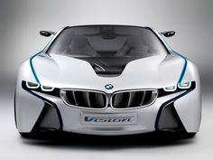 BMW Vision EfficientDynamics de 2009. Vehiculo hibrido con motor turbodiesel de 1500 cc y 163 CV (Trasero), Motor electrico de 34 CV (Entre el eje trasero y la transmisión) y un motor electrico de 82 CV (Delantero). (4)