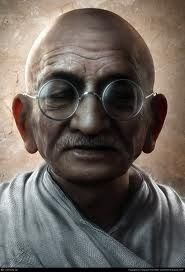 non violence is the best way to achieve a goal. | people I admire | Pinterest | Gandhi, I love and Love