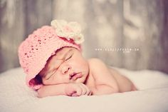 Newborn Crochet Baby Hat Baby Girl Newsboy Hat by PBlossomBoutique, $27.00