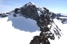 Høyeste fjell i Norge - Galdhøpiggen - http://megetnyttig.no/hoyeste-fjell-i-norge-galdhopiggen/
