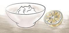 Yoğurt ve Limon Maskesi