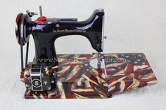 Quarter inch foot for singer featherweight dating