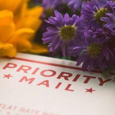 Springtime deliveries are the best deliveries. #specialdelivery #usps #postalservice #spring