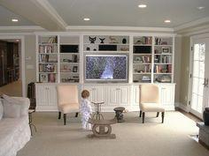 https://flic.kr/p/6H3EdA | Livingroom Cabinetry