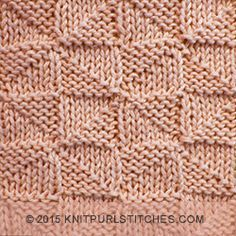 1000+ images about Identical reversible knitting stitches on Pinterest Stit...