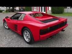 Bid for the chance to own a 14k-Mile Euro 1987 Ferrari Testarossa at auction with Bring a Trailer, the home of the best vintage and classic cars online. Lot #22,633.