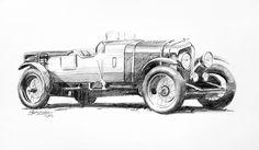 Bentley 4,5 Litros 1930