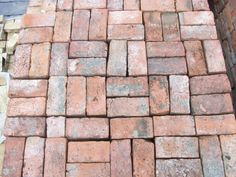 layout designs for patios | FOR SALE : RECLAIMED BRICK PAVIERS