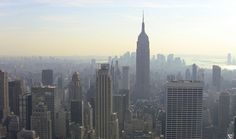Smog in New York City could be affecting the stock market, new research says