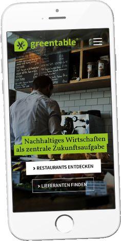 Restaurants   Greentable