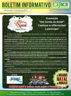 """Folha do Sul - Blog do Paulão no ar desde 15/4/2012: BOLETIM ACE: """"UM SONHO DE NATAL"""""""