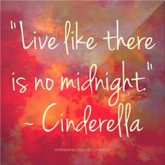 Criminal Minds quoted Cinderella