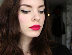 ♡ Make Up for Ever Aqua Rouge Waterproof Liquid Lip Color 16