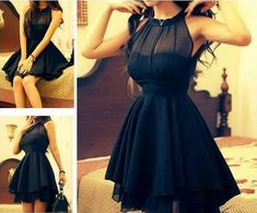 Mesh Front Cute Slim Dress For Women It's only $28 + $8 for shipping!!!!! What?!