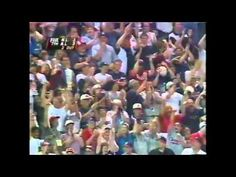 Sandy Alomar Jr.'s home run blast at Jacob's Field in the 1997 All-Star game.