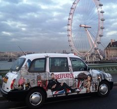 Having partnered with Transport Media since Beefeater Gin is sending a fleet of vehicles out for London Cocktail Week. Taxi Advertising, Uk Transport, Commercial Van, Small Trucks, Great Ads, Prosecco, City Streets, Gin, Transportation