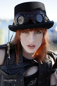 SteamPunk Chuck photography and model workshops.  https://www.youtube.com/watch?v=DBXMd0Ry__o