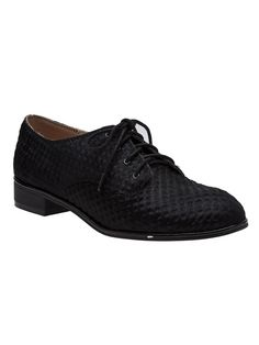 Shoes - Marais Usa Gentleman's Oxford calf hair - American Rag Online Store