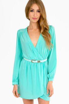 It's A Wrap II Dress ~ TOBI