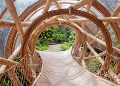 Ibuku bamboo, bamboo architecture, Elora Hardy, sustainable building material…