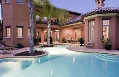 38 Awesome luxury swimming pool images images