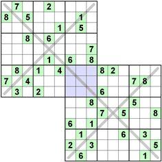 Number Logic Puzzles: 22246 - Sudoku size 9