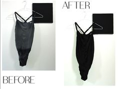 Off to the pool? Fix a chlorine faded fav bathing suit with Dye It Black #usewhatyouhave