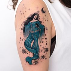 What is a watercolor tattoo and what are the pros and cons of watercolor tattoos? Undoubtedly this style is one of the most spectacular forms of body art. Detailliertes Tattoo, Pagan Tattoo, Form Tattoo, Witch Tattoo, Shape Tattoo, Pretty Tattoos, Love Tattoos, Unique Tattoos, Beautiful Tattoos