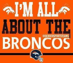 All about the Broncos Denver Broncos Tattoo, Denver Broncos Pictures, Denver Broncos Football, Go Broncos, Broncos Fans, Football Baby, Broncos Memes, Football Memes, Football Season
