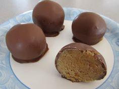 ~My Recipe Book~: Peanut Butter Cake Balls