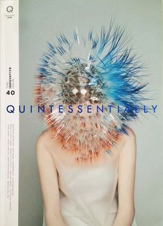 On the cover of Quintessentially -the Innovative Issue- 2016!