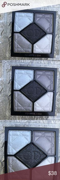 Brand new  Dior 5 color designer eyeshadow Brand new Christian Dior 5 color eyeshadow tester . Limited edition! You have 5 different color options in one compact. Very soft shimmer. Hard plastic case. christian dior Makeup Eyeshadow