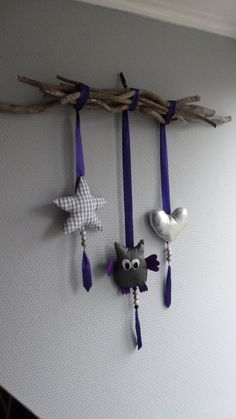 Baby kamer on pinterest met owl mobile and naaien - Decoratie kamer ...