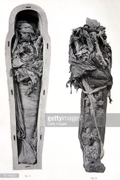Ramses VI at Cairo Museum, Egypt. Photograph shows the rough techniques used for unbandaging mummies at the turn of the 20th century. Cairo Museum, Egypt Museum, Ancient Egyptian Art, Ancient History, Egyptian Mythology, Ancient Aliens, Ancient Greece, Facts About Ancient Egypt, Egypt Mummy