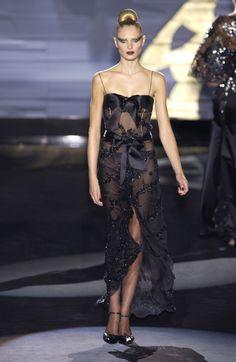 Valentino Couture Fall 2002