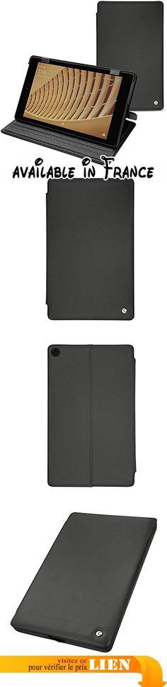 Coque cuir Amazon Fire HD 8 - Perpétuelle - Noir.  #CE #CONSUMER_ELECTRONICS