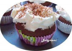 Csokis-kókuszos muffin | Betty hobbi konyhája Muffin, Hobbit, Breakfast, Food, Morning Coffee, Essen, Muffins, Meals, The Hobbit