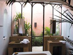 Villa jardin berbère à Marrakech