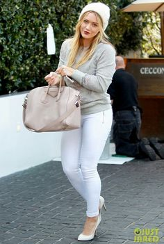 On adore : le look d'Hilary Duff
