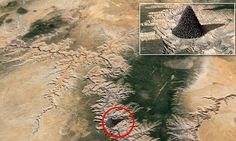 Is that all there are of us? Fascinating image shows what the entire 7.2 billion population of the world was piled up in the Grand Canyon #DailyMail