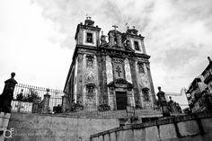 As 100 Sacras: Dia 46 - Igreja de Santo Ildefonso em Porto, Portugal
