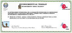 Reconocimientos 2014: René de la Nuez Distinción Ángel Valiente