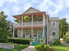 At Journeys End Bed and Breakfast - St. Augustine, Florida. St. Augustine Bed and Breakfast Inns