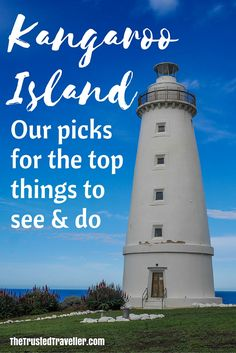 Cape Willoughby Lighthouse - Things to Do on Kangaroo Island - The Trusted Traveller Australia Tours, Visit Australia, South Australia, Australia Travel, Melbourne, Sydney, Great Barrier Reef, Best Vacations, Vacation Trips