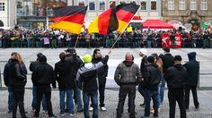 Duitse rechts-extremisten opgepakt om aanslag op vluchtelingen | NOS
