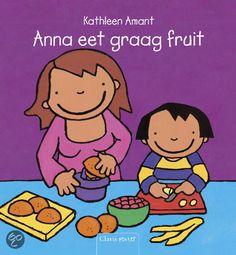 Anna eet graag fruit - Kathleen Amant
